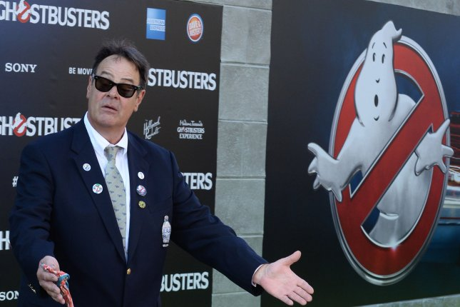 Dan Aykroyd discusses Ghostbusters in Netflix's docuseries The Movies That Made Us. File Photo by Jim Ruymen/UPI
