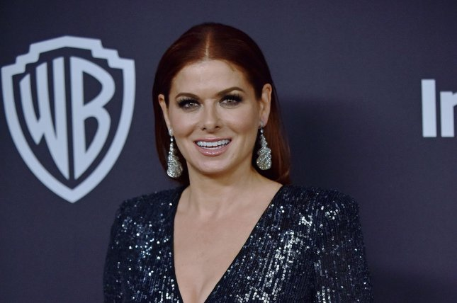 Debra Messing is set to star in East Wing, a new comedy for Starz. File Photo by Christine Chew/UPI