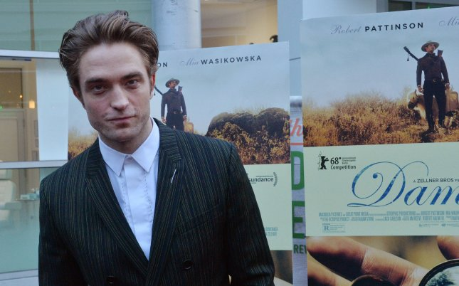 Robert Pattinson can now be seen in the teaser for The Batman. File Photo by Jim Ruymen/UPI