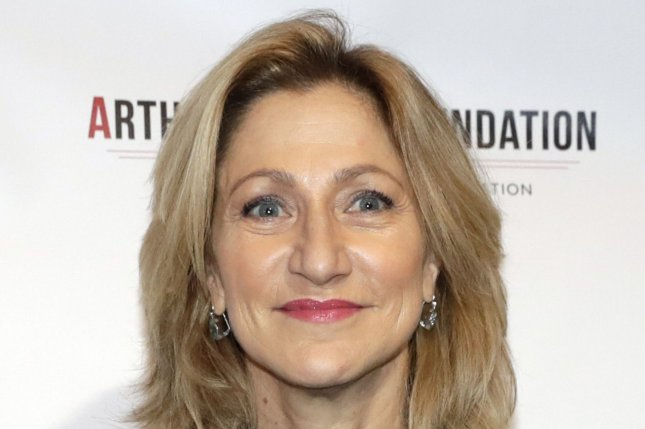 Edie Falco will portray former first lady Hillary Clinton in Ryan Murphy's Impeachment: American Crime Story. File Photo by Jason Szenes/UPI
