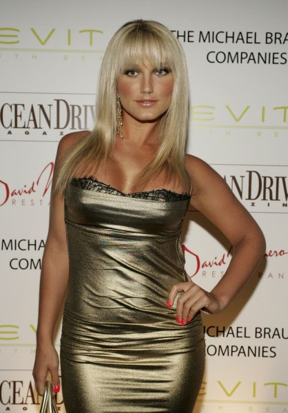 Brooke Hogan Pictured Nude In Cage
