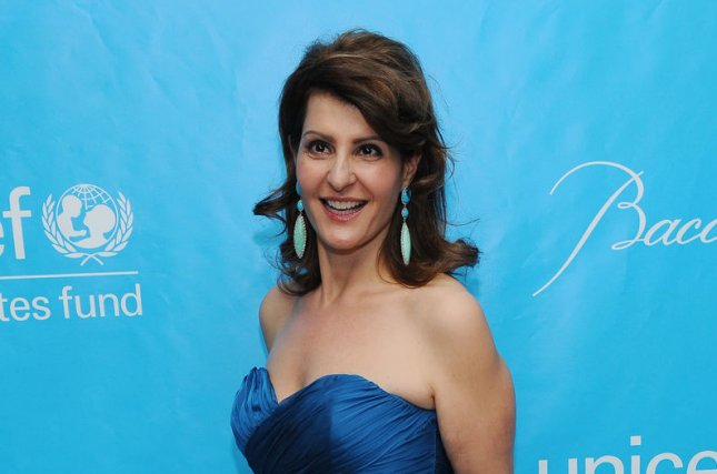 Nia Vardalos at the UNICEF Ball in 2011. The actress returns in a first 'My Big Fat Greek Wedding 2' trailer. File Photo by Jim Ruymen/UPI