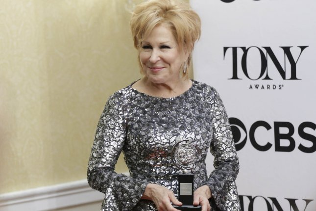 Entertainer Bette Midler is to co-star in Netflix's The Politician. File Photo by John Angelillo/UPI