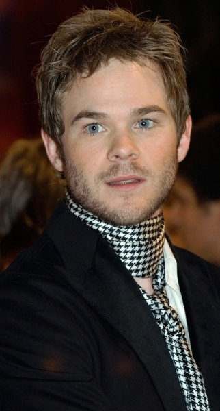 Actor Shawn Ashmore arrives on the red carpet at the 2006 Gemini Awards in the River Rock Casino near Vancouver, British Columbia, November 4, 2006. (UPI Photo/Heinz Ruckemann)