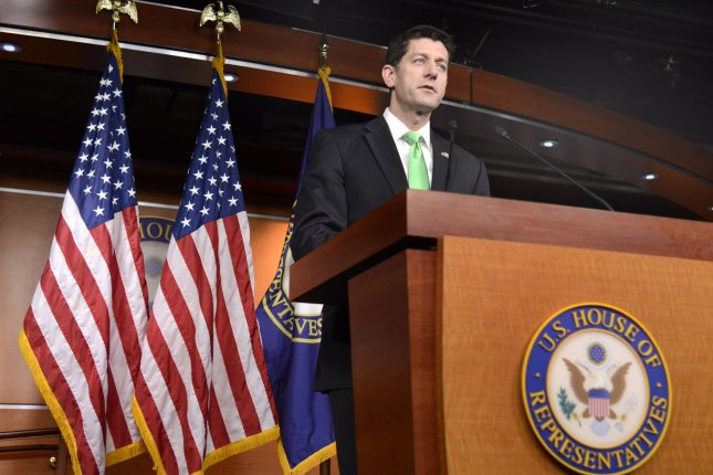 House Speaker Paul Ryan lauded the approvalof the American Health Care Act by a key House committee on Thursday, but said the bill must be improved and refined before final passage. An analysis by the Congressional Budget Office said the legislation would provide deficit relief, but would result in 24 million Americans losing health insurance over the next decade. Photo by Mike Theiler/UPI