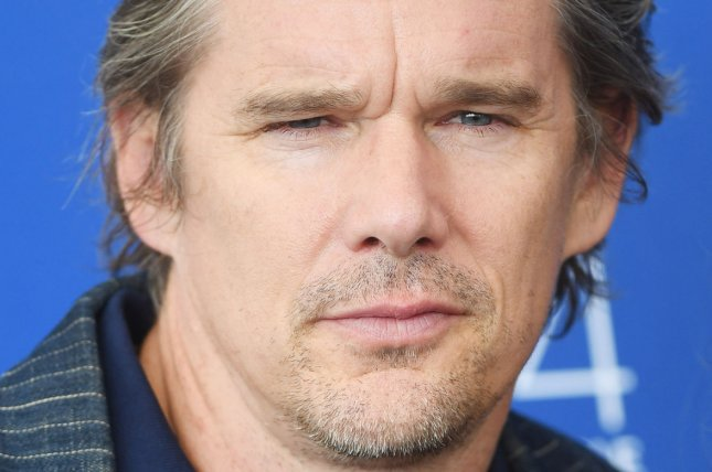 Actor Ethan Hawke is to guest star on The Purge Season 2 finale. File Photo by Rune Hellestad/UPI