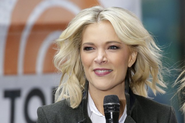 Broadcast journalist Megyn Kelly said she had nothing to do with the movie Bombshell and her 6-year-old son is confused by the poster for it because it shows Charlize Theron playing Kelly. File Photo by John Angelillo/UPI