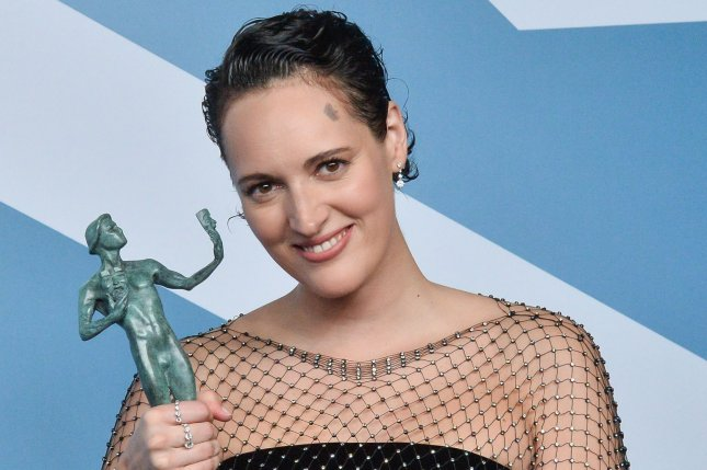 Phoebe Waller-Bridge created and starred in the Amazon Studios series Fleabag. File Photo by Jim Ruymen/UPI
