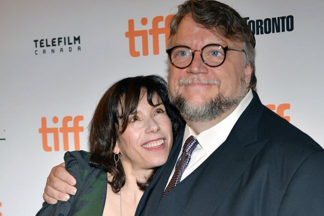 Actress Sally Hawkins and filmmaker Guillermo del Toro's movie The Shape of Water was honored by the Producers Guild of America Saturday night. File Photo by Christine Chew/UPI
