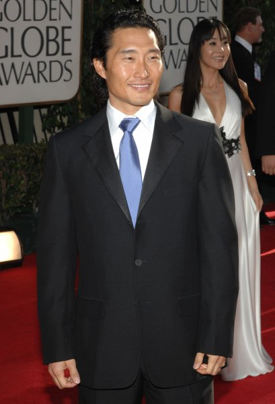 Daniel Dae Kim (UPI Photo/Jim Ruymen)