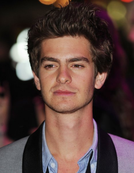 British actor Andrew Garfield attends the premiere of The Imaginarium Of Doctor Parnassus at Empire, Leicester Square in London on October 6, 2009. UPI/Rune Hellestad