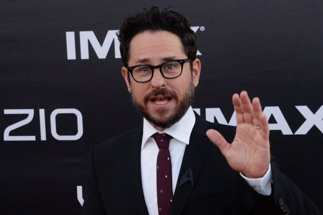 J.J. Abrams attends the premiere of the sci-fi motion picture thriller Star Trek Beyond on July 20, 2016. Abrams is reportdedly adding another film to this Cloverfield universe with upcoming sci-fi thriller God Particle. File Photo by Jim Ruymen/UPI