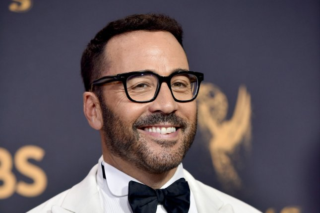 Jeremy Piven responded Tuesday after Ariane Bellamar alleged he forcefully fondled her on two occasions. File Photo by Christine Chew/UPI