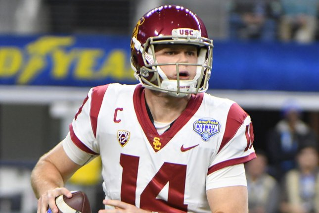 Sam Darnold will wait for USC pro day to throw for scouts