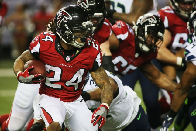 Falcons' Devonta Freeman to resume practice Monday