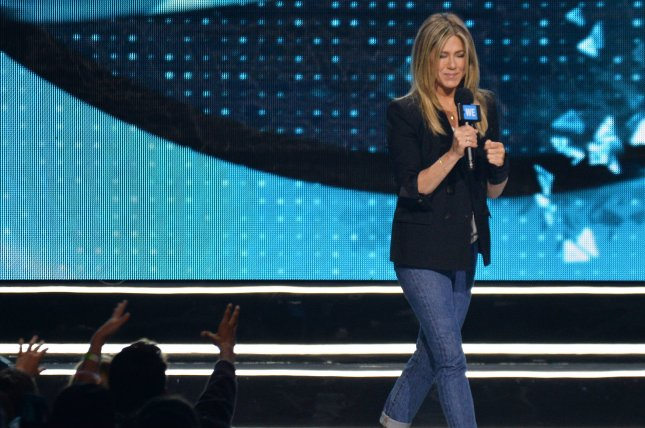 Jennifer Aniston is to star in a new Netflix movie called First Ladies. File Photo by Jim Ruymen/UPI