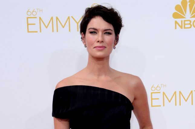 Lena Headey has signed on for a role in HBO's limited series, The White House Plumbers. File Photo by Jim Ruymen/UPI