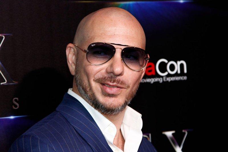 Pitbull will be going on tour starting in August alongside Iggy Azalea. File Photo by James Atoa/UPI