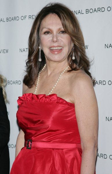 Marlo Thomas arrives for the National Board of Review of Motion Pictures Awards Gala at Cipriani in New York on January 12, 2010. UPI /Laura Cavanaugh