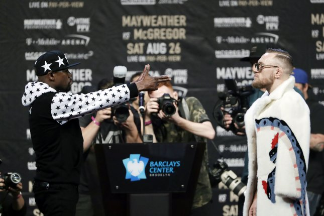 Mayweather Not Offended by McGregor's 'Boy' Comment But