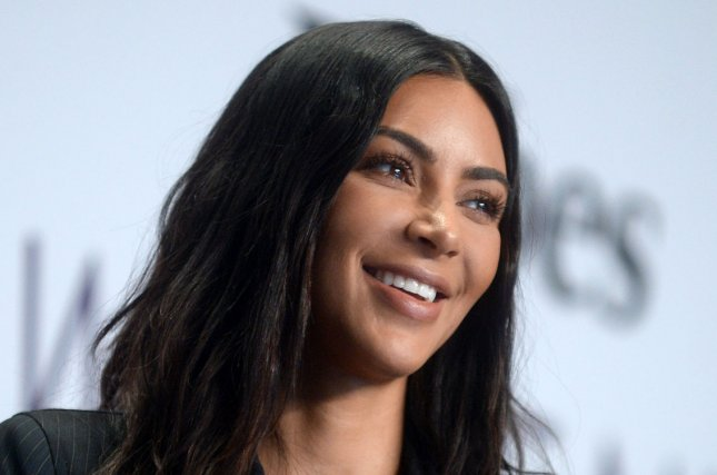 Kim Kardashian attends the Forbes Women's Summit on June 13. The reality star shared photos Monday from her Jackie Kennedy-inspired photo shoot for the September issue of Interview. File Photo by Dennis Van Tine/UPI