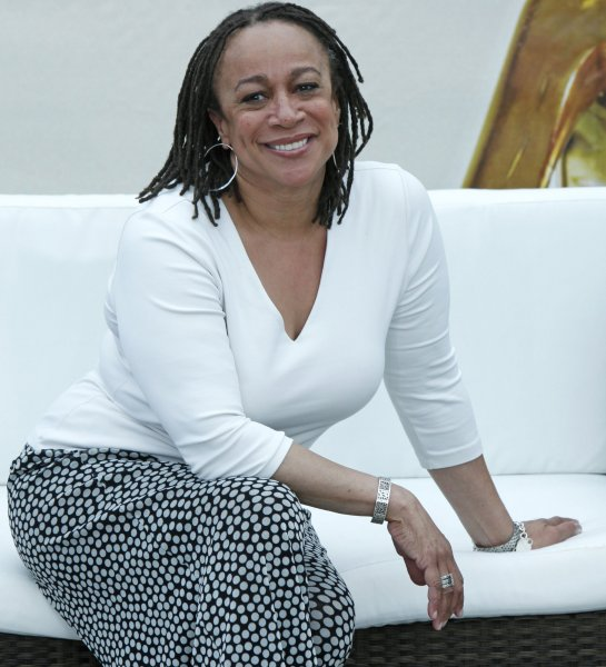 Actress S. Epatha Merkerson arrives at a photocall for the television show Law and Order during the 49th Monte Carlo Television Festival in Monte Carlo, Monaco on June 10, 2009. (UPI Photo/David Silpa)
