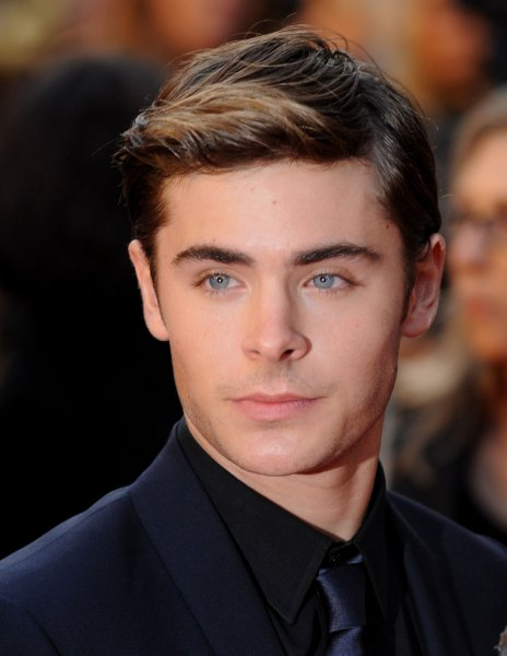 American actor Zac Efron attends the premiere of High School Musical 3: Senior Year at Empire, Leicester Square in London on October 7, 2008. (UPI Photo/Rune Hellestad)