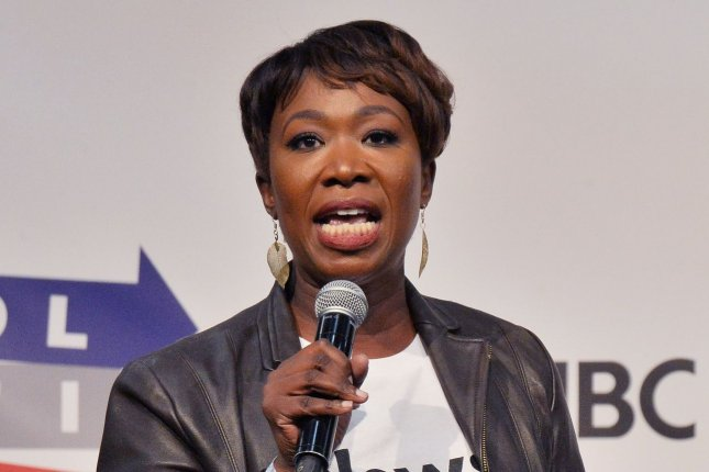 MSNBC's Joy Reid has been named the new host of the network's 7 p.m. EDT time slot that was previously held by Chris Matthews. File Photo by Jim Ruymen/UPI