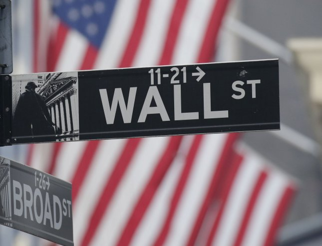 The S&P 500 neared a record closing high and the Nasdaq Composite hit intraday and closing all-time highs as lawmakers expressed optimism about nearing a COVID-19 stimulus deal. FilePhoto by John Angelillo/UPI