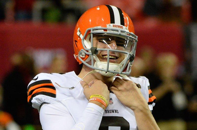 e64c7d15 Browns see NFL involvement with Johnny Manziel - UPI.com