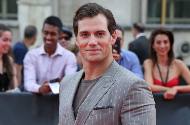 Henry Cavill apologized Thursday after discussing #MeToo in an interview with GQ Australia. File Photo by David Silpa/UPI
