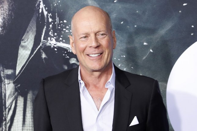 Bruce Willis arrives on the red carpet at the Glass NY Premiere at SVA Theater on January 15, 2019 in New York City. The actor turns 65 on March 19. File Photo by John Angelillo/UPI