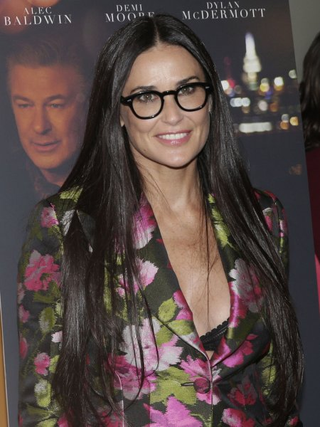 Demi Moore is to star in the new thriller, Songbird. File Photo by John Angelillo/UPI