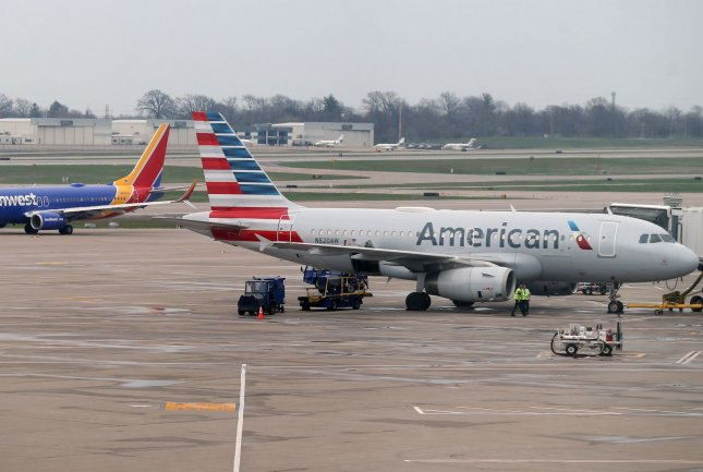 In the wake of the pandemic, airline traffic declined dramatically. New research suggests the reduction in travel and other human activities resulted in a drop in seismic noise. Photo by Bill Greenblatt/UPI