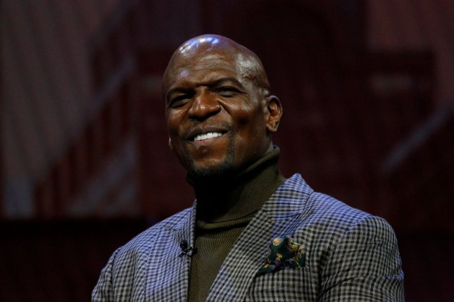 Terry Crews' Brooklyn Nine-Nine will wrap up with its eighth season in 2021-22. File Photo by James Atoa/UPI
