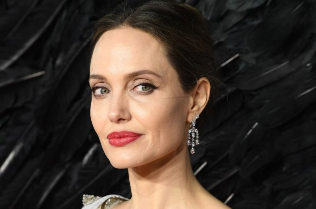 Angelina Jolie plays Hannah Faber in Those Who Wish Me Dead, a new film coming to HBO Max in May. File Photo by Rune Hellestad/UPI