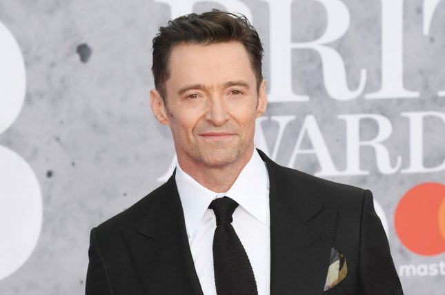 Hugh Jackman will be starring as Harold Hill in a stage revival of The Music Man. File Photo by Rune Hellestad/ UPI