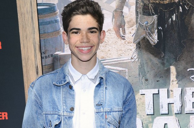 Disney Channel star Cameron Boyce has died at the age of 20. File Photo by Jim Ruymen/UPI