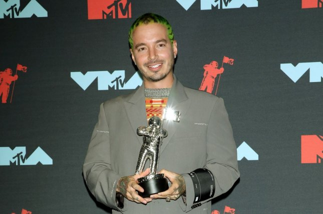J Balvin, seen here at the 2019 MTV Video Music Awards, will take part in the TV special Nick News: Kids, Immigration and Equality. File Photo by Monika Graff/UPI