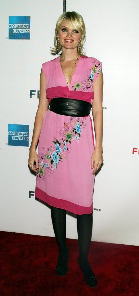 Sunny Mabrey arrives at the Tribeca Film Festival screening of her new movie One Last Thing at the AMC Loews Lincoln Square Theater in New York on April 27, 2006. (UPI Photo/Laura Cavanaugh)