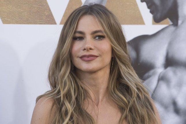 Sofia Vergara at the Los Angeles premiere of 'Magic Mike XXL' on June 25. File photo by Phil McCarten/UPI