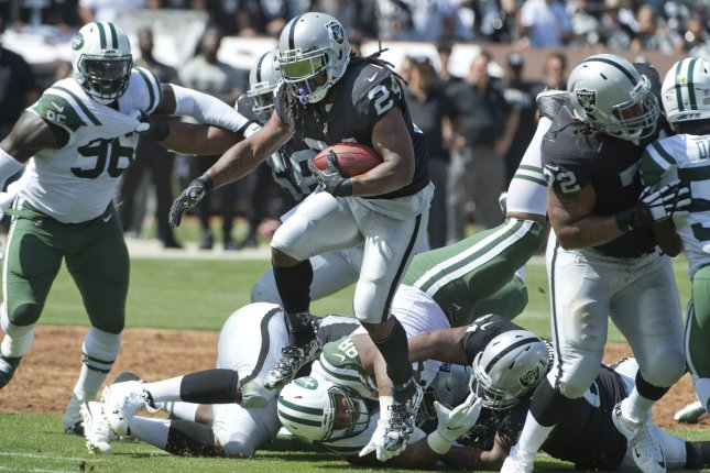 Marshawn Lynch will reportedly remain with the Raiders