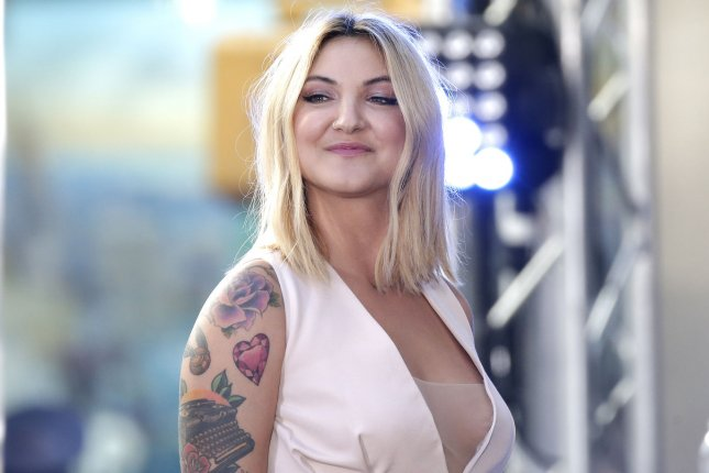 Julia Michaels has released a new song featuring Selena Gomez titled Anxiety. File Photo by John Angelillo/UPI