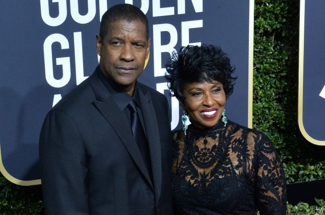 Denzel Washington (L) and Pauletta Washington. The actor is attached to star in cop drama Little Things. File Photo by Jim Ruymen/UPI
