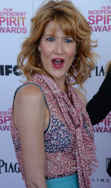 Actress Laura Dern attends the 28th annual Film Independent Spirit Awards in Santa Monica, California on February 23, 2013. UPI/Jim Ruymen