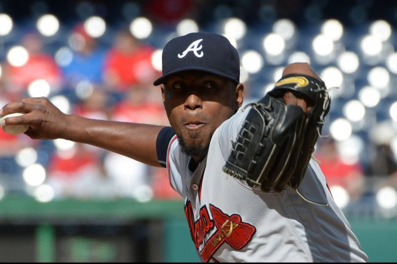 Atlanta Braves' Julio Teheran records one-hit shutout vs. New York Mets