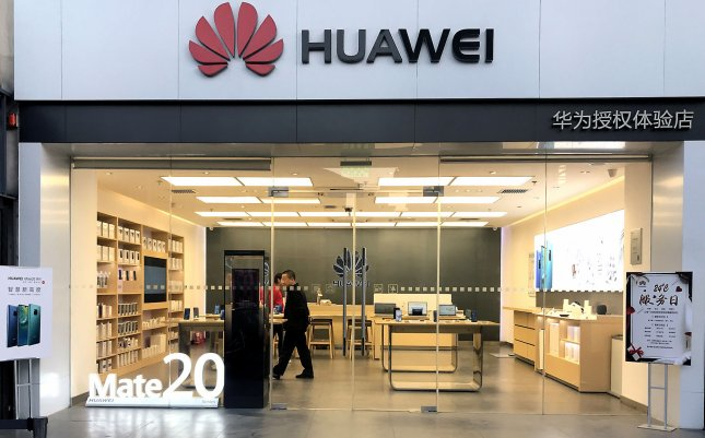 The United States unveiled a 13-count indictment against Chinese smartphone giant Huawei, Chief Financial Officer Wanzhou Meng, as well as two affiliates Huawei Device USA Inc. and Skycom Tech Co. Ltd. File Photo by Stephen Shaver/UPI