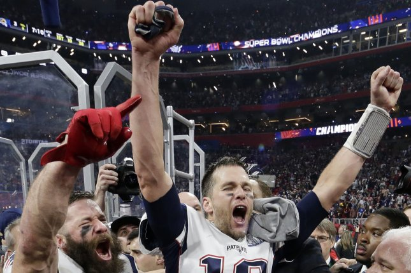 New England Patriots quarterback Tom Brady (12) is entering his 20th season. File Photo by John Angelillo/UPI