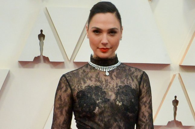 Gal Gadot's Wonder Woman 1984 topped this weekend's theatrical box office with $16.7 million. File Photo by Jim Ruymen/UPI