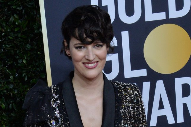 Phoebe Waller-Bridge has joined the cast of Indiana Jones 5 that stars Harrison Ford. File Photo by Jim Ruymen/UPI